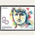 1989 España. María de Maeztu. (Edif.2989)