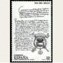 1989 España. Día del Sello. (Edif.2999) **