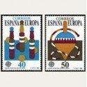 1989 España. Europa. Juegos Infantiles. (Edif.3008/9) **