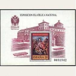 1989 España. EXFILNA '89. (Edif.3012) **