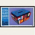 1989 España. Elecciones al Parlamento Europeo. (Edif.3015) **