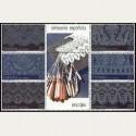 1989 España. Artesanía Española. Encajes. (Edif.3016/21) **