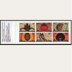 1989 España. V Cent. del Descub. de América. (Edif.3029C) Carnet
