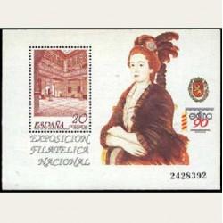 1990 España. EXFILNA '90. (Edif.3068) **