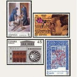 1990 España. Centenarios. (Edif.3069/72) **