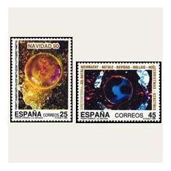 1990 España. Navidad. (Edif.3084/85) **