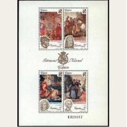 1990 España. Patrimonio Artistico Nacional. Tapices. (Edif.3090)