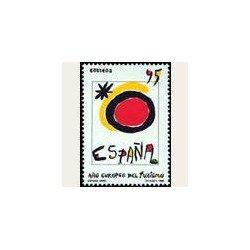1990 España. Año Europeo del Turismo. (Edif.3091) **