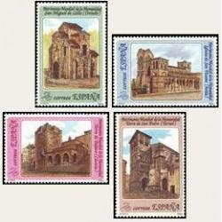 1990 España. Patrimonio Mundial de la Humanidad. (Edif.3092/95)