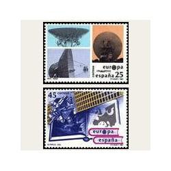 1991 España. Europa CEPT. Europa Espacial. (Edif.3116/17) **