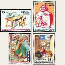 1991 España. Centenarios. (Edif.3118/21) **