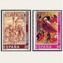 1991 España. Navidad. (Edif.3142/43) **