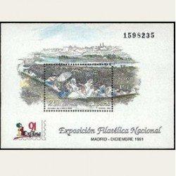 1991 España. EXFILNA '91. (Edif.3145) **