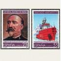 1991 España. Ciencia y Técnica. (Edif.3150/51) **