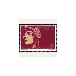1992 España. Magarita Xirgu (Edif.3152) **