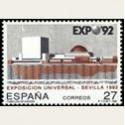 1992 España. Exposición Universal de Sevilla (Edif.3155) **