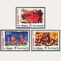 1992 España. Barcelona '92 Pre-Olímpica (Edif.3157/59) **