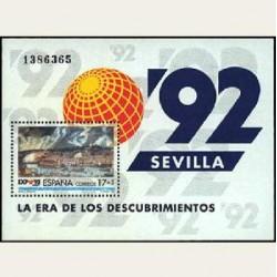 1992 España. Exposición Universal de Sevilla (Edif.3191) **