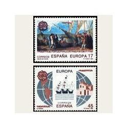 1992 España. Europa (Edif.3196) **