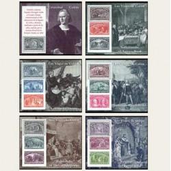 1992 España. Colón y el Descubrimiento (Edif.3204/09) **