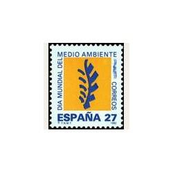1992 España. Día Mundial de Medio Ambiente (Edif.3210) **