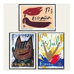 1992 España. XXV Olimpiada Barcelona '92 (Edif.3212/14) **