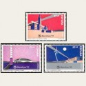 1992 España. XXV Olimpiada Barcelona '92 (Edif.3215/17) **