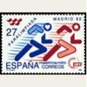 1992 España. Paralimpiada Madrid '92 (Edif.3220) **