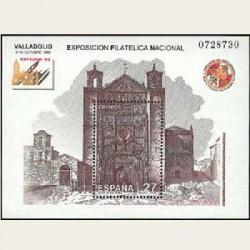 1992 España. EXFILNA '92 (Edif.3222) **