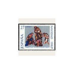 1992 España. Navidad (Edif.3227) **