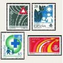 1993 España. Servicios Públicos (Edif.3237/40) **