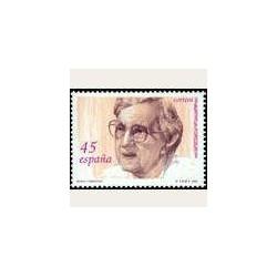 1993 Sellos de España (3241). María Zambrano.