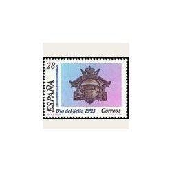 1993 Sellos de España (3243). Día del Sello.
