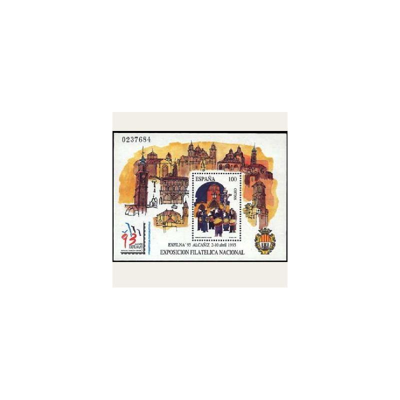 1993 España. EXFILNA '93 (Edif.3249) **