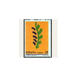 1993 Sellos de España (3263). Día Mundial del Medio Ambiente.