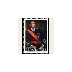 1993 Sellos de España (3264). D. Juan de Borbón y Battenberg.