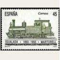 1993 España. Ferrocarril Igualada-Martorell (Edif.3265) **