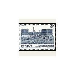 1993 Sellos de España (3266). Fábrica Nacional de Moneda y Timbre.