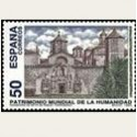 1993 España. Patrimonio Mundial de la Humanidad (Edif.3276) **