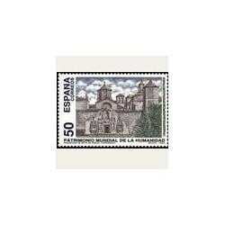 1993 Sellos de España (3276). Patrimonio Mundial de la Humanidad.