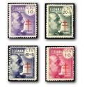 1940 España. Pro-Tuberculosis. Edif.936/39 **