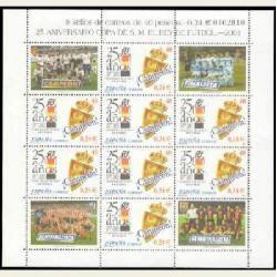 2001 España. Copa S.M. el Rey de Fútbol. Minipli. (Edif.MP-75)**