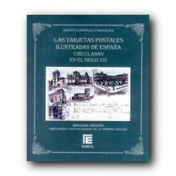 Las Tarjetas Postales Ilustradas de España. Edic.2009