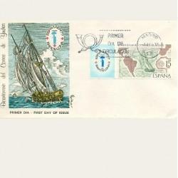 1977 SPD España. Correo de Indias-Espamer'77. Edif.2438