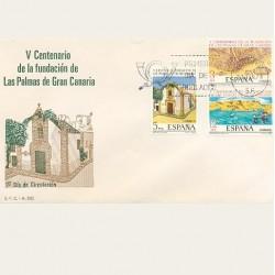 1978 SPD España. V Cent. de Las Palmas de Gran Canaria. Edif.247