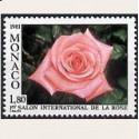 1981 Mónaco. Salón Inter. de la Rosa. (Yvert.1297) **