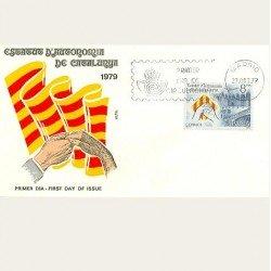 1979 SPD España. Estatuto de Autonomía de Cataluña. Edif.2546