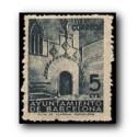 Barcelona 1938. Puerta Gótica del Ayuntamiento. Edif.20 **