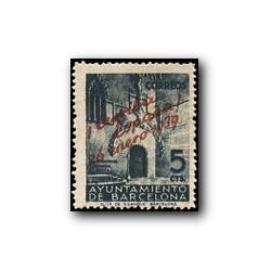Barcelona 1939. Conmem. de la Liberación de Barcelona. Edif.22 **