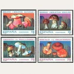 1994 España. Micología (Edif.3279/82) **